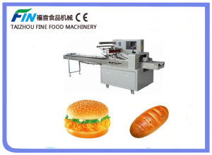 Flow Packing Machine for Bread, Soap, Biscuit, Chocolate pictures & photos