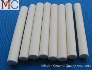 High Temperature Industrial Precision Alumina Ceramic Rod pictures & photos