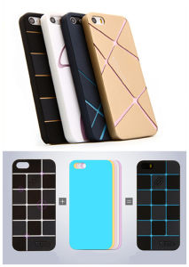 China Accessories Metal+PC Cell Phone Cover/Case for Samsung Galaxy I8562 pictures & photos