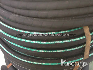 En856 4sp 4sh/ SAE100 R9/R12/ R13/R15 Wire Spiral Hydraulic Hose pictures & photos