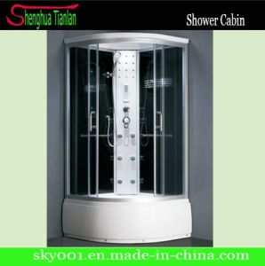 Hydro Massage Steam Sauna Room with Folding Seat (TL-8851) pictures & photos