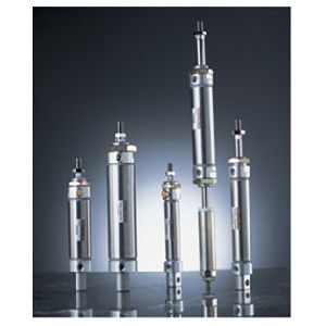 Stainless Steel Mini Pneumatic Cylinder