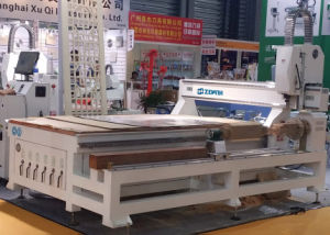 CNC Router with with 3D Rotary Axis (Dia.: 400mm, Length: 2500mm) pictures & photos