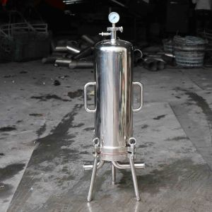 Industrial Stainless Steel Customized Water Purifier Titanium Rod Filter pictures & photos