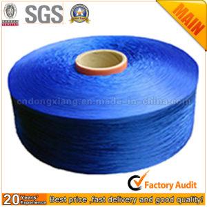 China Wholesale Flat Hollow Polypropylene Yarn pictures & photos