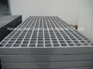 FRP Drain Cover Grating, Fiberglass Reinforced Plastic Grating. pictures & photos