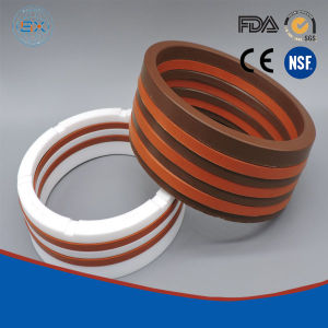 Veepac V-Ring Seal with Hytrel and NBR Center Ring and Nylon Top and Bottom Ring pictures & photos
