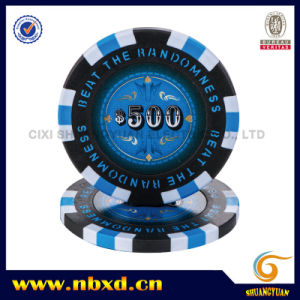 14G 3 Color New Style Poker Chip (SY-E37) pictures & photos