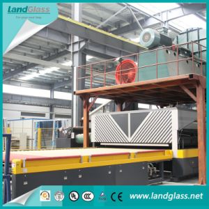 Landglass Force Convection Glass Tempering Furnace Machine pictures & photos