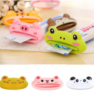 Promotion Gift Creative Toothpaste Dispenser Animal Tube Easy Squeezer pictures & photos