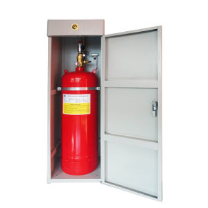 Clean Agent Fire Suppression Gas FM200 Gas pictures & photos