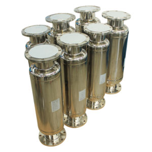 Magnetic Water Treatment Pipe Descaling on Water Hardness Reducing pictures & photos