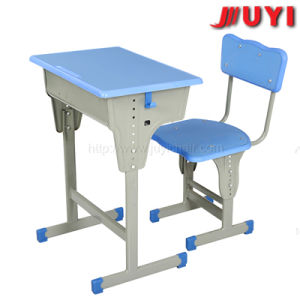 Jy-S109 Classroom Desk and Chair Children Study Adjustable Desk and Chair School Desk and Chair pictures & photos