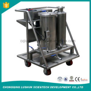 Lushun Brand Fire Resistant Oil Purifier/ Fluid Oil Filtration Equipment Factory From Chongqing. China (ZT) pictures & photos