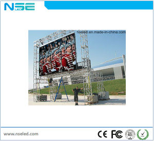 Slim Oudoor P3.91 P4.81 P5.95 P6.25 SMD LED Rental Display pictures & photos