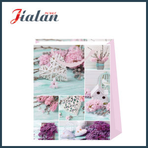 Promotion Valentine′s Day Gift Packing Shopping Carrier Gift Paper Bag pictures & photos