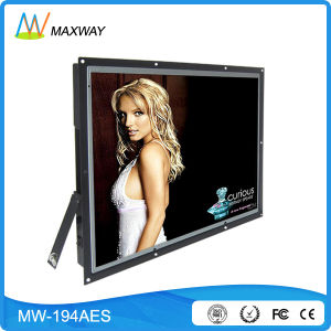HD 19 Inch Open Frame LCD Digital Signage with 5: 04 Resolution 1280*1024 (MW-194AES) pictures & photos