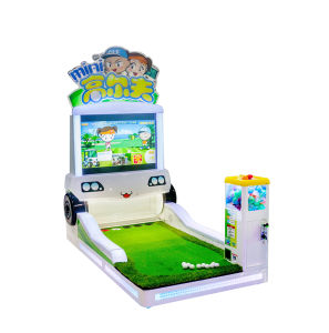 2017 Kids New Product Mini Golf Game Machine Coin Operated Machine pictures & photos