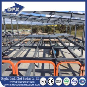 China Prefabricated/Prefab Steel Structure Buildings for Warehouse/Workshop/Hangar pictures & photos