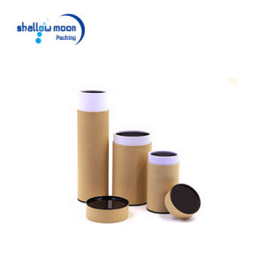Tube Tea Cardboard Paper Gift Box Customized Packaging Box pictures & photos