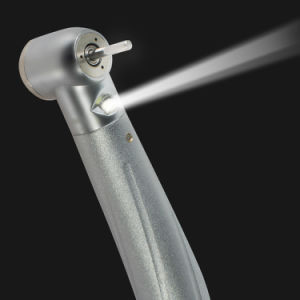 High Speed LED Handpiece Standard 4 Holes 3 Way Spray-Alisa pictures & photos