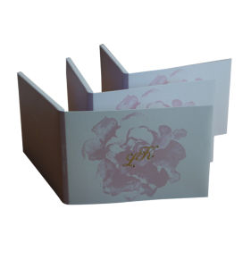 Wedding Invitation Card with Video and USB for Best Sale pictures & photos