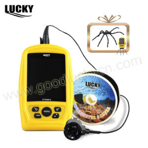 20m Cable Handhold Underwater Camera (FF3308) pictures & photos