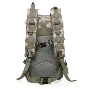 Tactical Military Style Level III Medium Transport Molle Assault Backpack pictures & photos