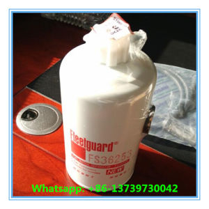China Fuel Water Separator Manufacturer pictures & photos