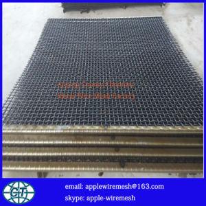 High Carbon Steel Telas Onduladas-Crimped Wire Mesh pictures & photos