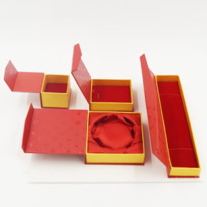 Quality Cheap Hot Stamping jewelry Gift Box (J08-E) pictures & photos