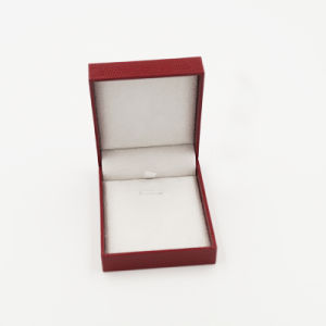 Flock Flocking Lint Flannelette Leatherette Paper Box (J37-B1) pictures & photos