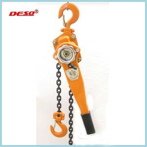 Portable Manual Lever Chain Block Hoist pictures & photos