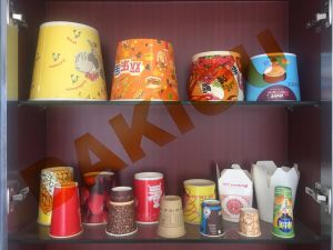 Paper Cup Machine with Ultrasonic Sealing pictures & photos