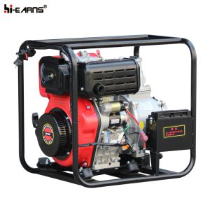 4 Inch Diesel Water Pump (DP40E) pictures & photos