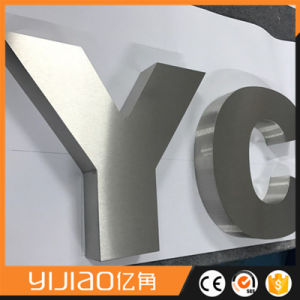 High-Quality 3D Stainless Steel Outdoor Letter pictures & photos