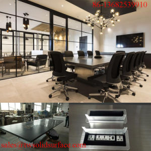 Repairable Exquisite Modern Design Office Furniture Boardroom Conference Table pictures & photos
