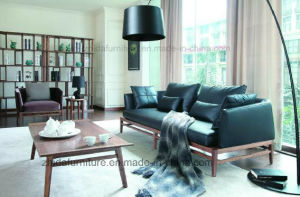 Hot Sale Modern Leather Sofa Set with High Class (Ms1308 pictures & photos