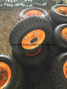 Maxtop Quality Rubber Barrow Wheel pictures & photos