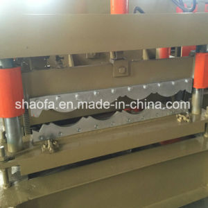 Metal Roof Sheet Tile Color Steel Profile Roll Forming Machine pictures & photos