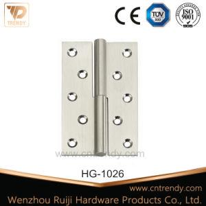 2bb Brass or Iron Door Hinge Square Corner Round Head (HG-1051) pictures & photos