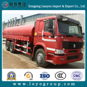 Sinotruk HOWO 6X4 Transport Water Tank Truck Watering Truck 336HP pictures & photos