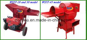 Chinese Rice Thresher Wheat Rice Wheat Huller Threshing Machine pictures & photos