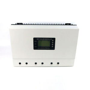 MPPT 80A/100A 48V/36V/24V/12V Self Cooling+RS232-Port Solar Controller Master-100A pictures & photos