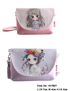 Classical Cartoon Small Clutch Bag for Kids pictures & photos