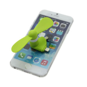 2-in-1 Portable Android Phone Micro USB Cool Mini Fan pictures & photos