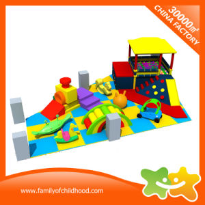 Colourful Kids Playground Labyrinth Castle Equipment for Sale pictures & photos