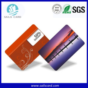 Customized Printed Tk4100 Chip Rifd ID Card pictures & photos