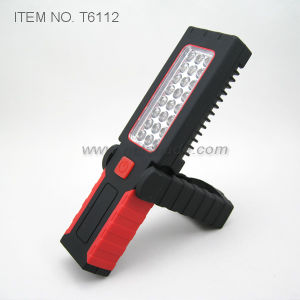 24+4 LED Folding Working Light (T6112) pictures & photos