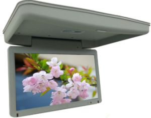 15.6 Inch Fixed LCD Display Panel Car LCD TV pictures & photos